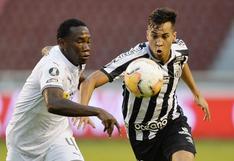 LDU cayó 2-1 ante Santos en Quito por octavos de final de Copa Libertadores