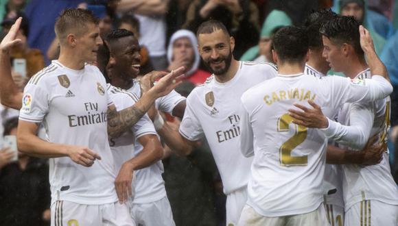 Real Madrid chocará con PSG por la Champions League. Conoce los horarios y canales de todos los partidos de hoy, miércoles 18 de septiembre. (AFP)