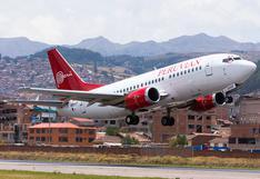 Peruvian Airlines pierde permisos para realizar vuelos comerciales
