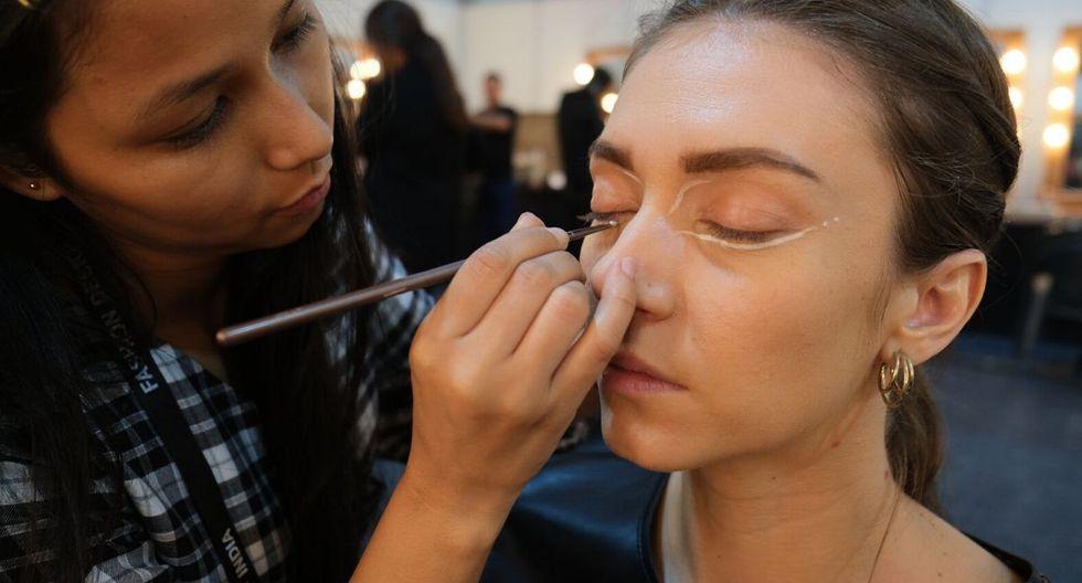 Consejos para que puedas maquillar correctamente esta zona de tu rostro.(Foto: Pexels)