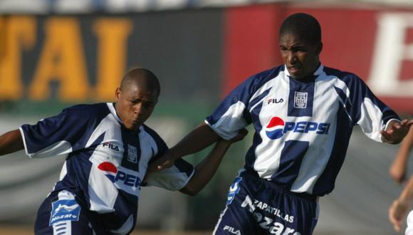 Jefferson Farfán y Wilmer Aguirre se reencontrarán en Alianza Lima luego de 17 años   Foto: Archivo El Comercio