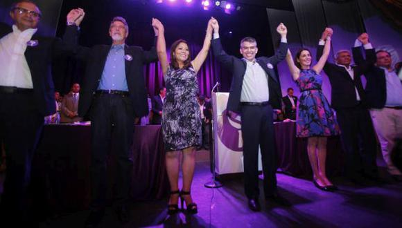 Partido de Julio Guzmán niega haber copiado a Podemos