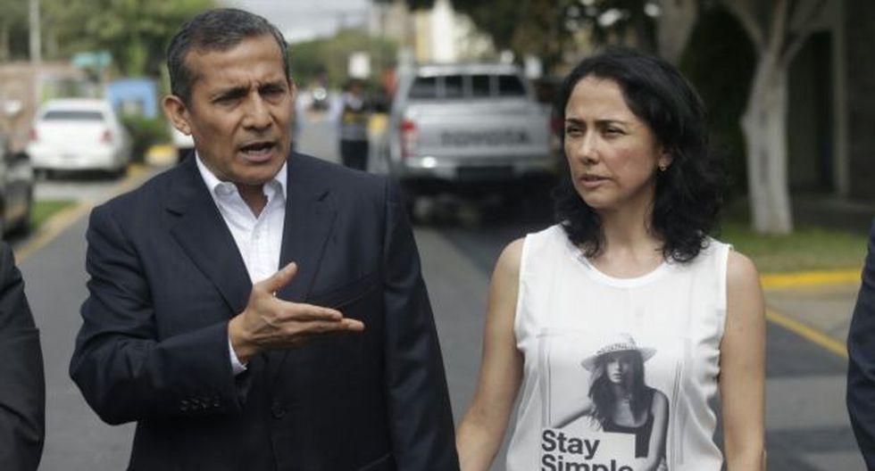 La fiscalía allanó el martes la vivienda de Ollanta Humala y Nadine Heredia desde las 6:30 a.m. (Foto: GEC)