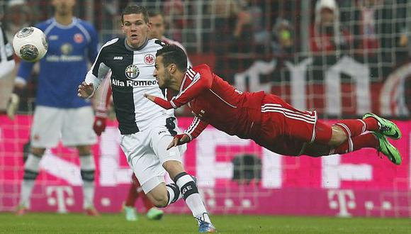 Thiago Alcántara batió hoy un récord histórico en la Bundesliga