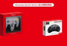 Nintendo lanza nuevas versiones de los mandos de Nintendo 64 y Mega Drive para la Switch