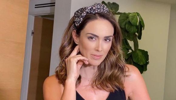 """Jacky Bracamontes regresó a las telenovelas después de 10 años con """"La suerte de Loli"""" (Foto: Jacky Bracamontes / Instagram)"""