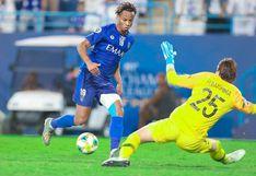 André Carrillo, a un paso de la gloria continental: la fecha del partido de revancha de la final de la Liga de Campeones de Asia