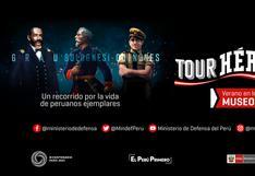 Ministerio de Defensa relanzó el 'Tour Héroes'