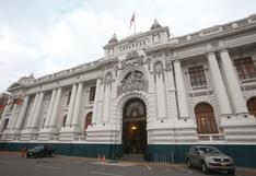 Congreso: pleno extraordinario el 21 de enero para debatir dos proyectos observados por el Ejecutivo