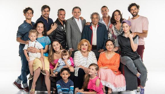 ¿Qué pasará en la posible tercera temporada de Mi marido tiene familia? (Foto: Televisa)
