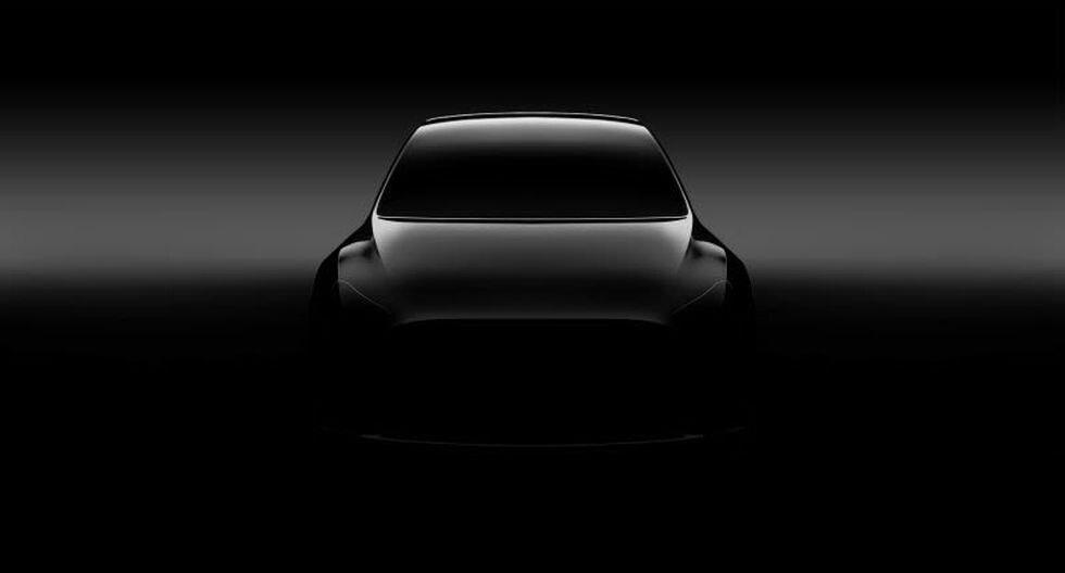 Musk dice que el automóvil es aproximadamente un 10 por ciento más grande que el Model 3. (Foto: Tesla)