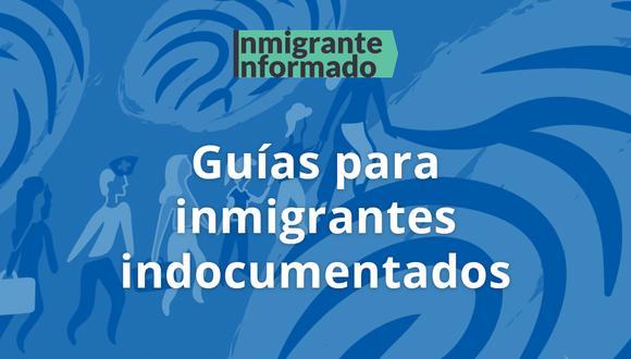 El sitio web fue creado en el 2016 para ayudar los inmigrantes en Estados Unidos. (Foto: Captura de pantalla / Inmigrante Informado)