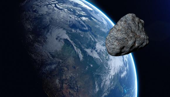 Este asteroide pasó a solo 0,03 veces la distancia Tierra-Luna. (Foto referencial: Pixabay)