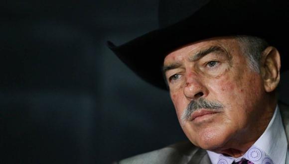 Andrés García, de 79 años, es uno de los actores más exitosos y reconocidos de Latinoamérica. (Foto: Agencia Reforma)