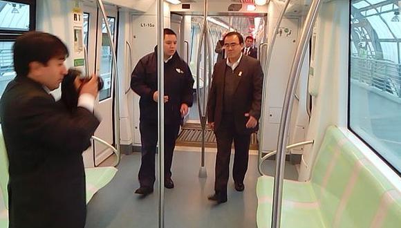 Los dos tramos del Metro de Lima unirán VES Y SJL desde mañana