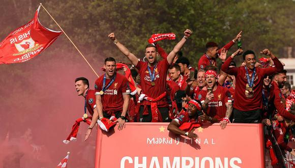 Presidente de la UEFA, Aleksander Ceferin, considera que Liverpool será campeón de la Premier League 2019/20. (Foto: AFP)