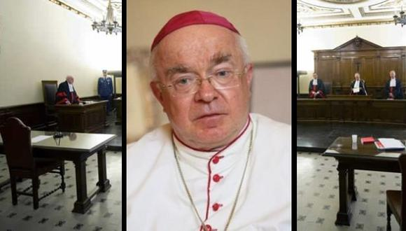 El Vaticano juzga por primera vez por pederastia a un obispo