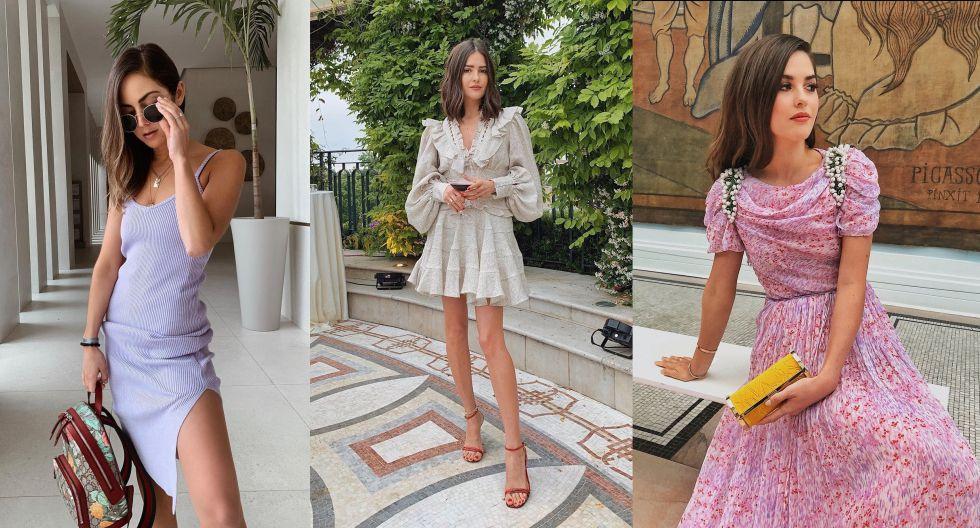 Te damos algunas opciones de vestidos para que luzcas espectacular todos los días de la semana. Recorre la galería y entérate de más detalles. (Foto: @paolaalberdi)