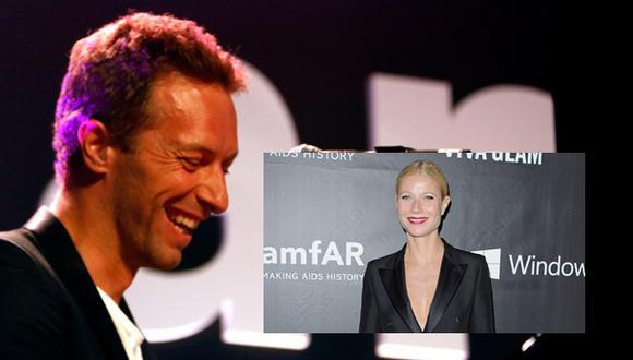 "Gwyneth Paltrow nombró ""padre del año"" a Chris Martin"