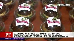 Callao: detienen a jóvenes que comercializaban postres hechos con marihuana