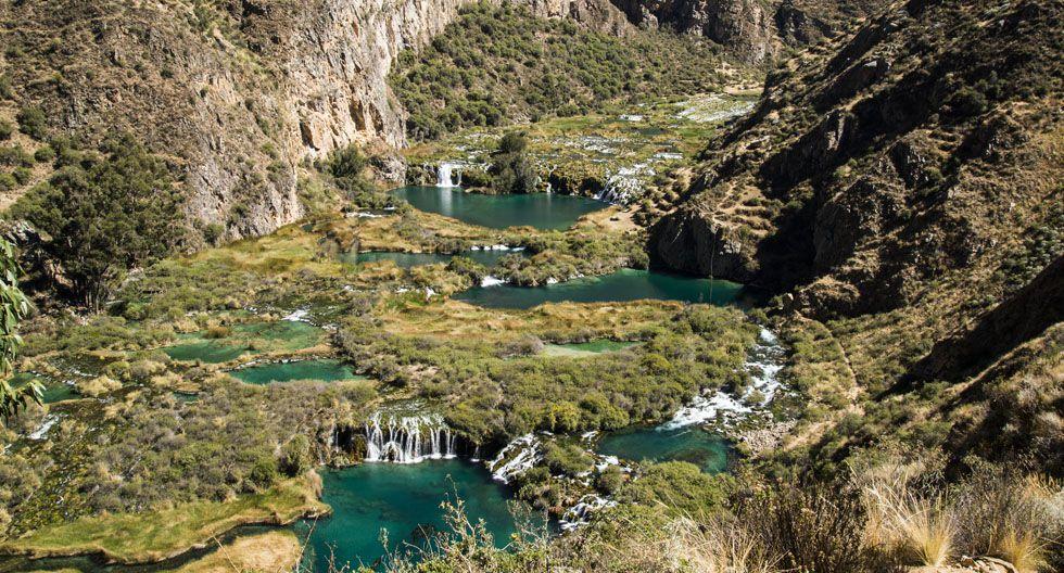 Los lugares más recomendados para acampar se encuentran en Huancaya y Vilca.(Fotos: Archivo El Comercio /PromPerú)
