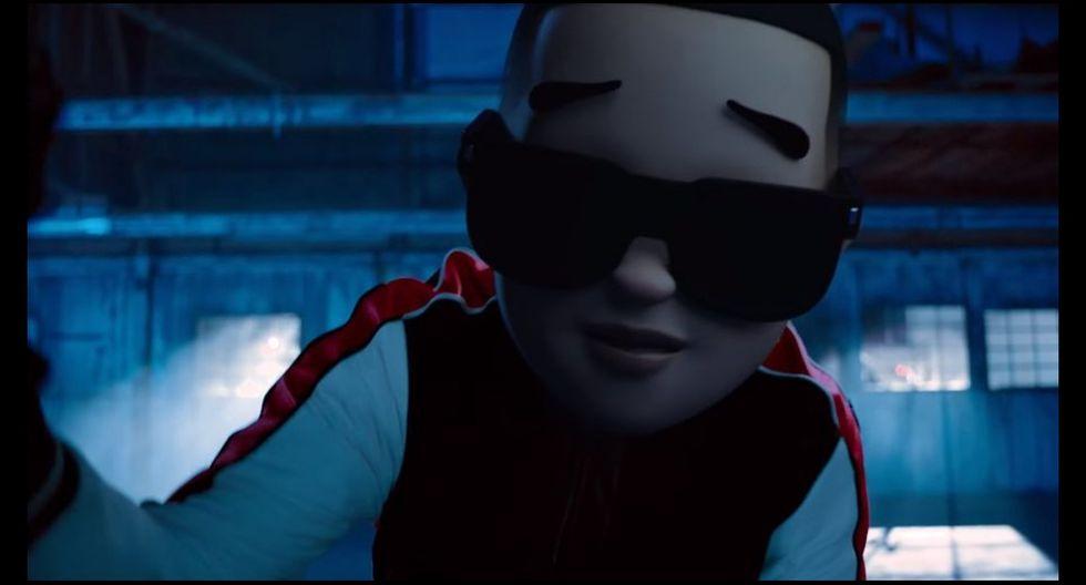 """El tema """"Con calma"""", interpretado por Daddy Yankee y Snow, es uno de los más escuchados en Spotify. (YouTube)"""