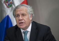 """La OEA denuncia la inexplicable """"lentitud"""" de la investigación de la Corte Penal Internacional sobre Venezuela"""
