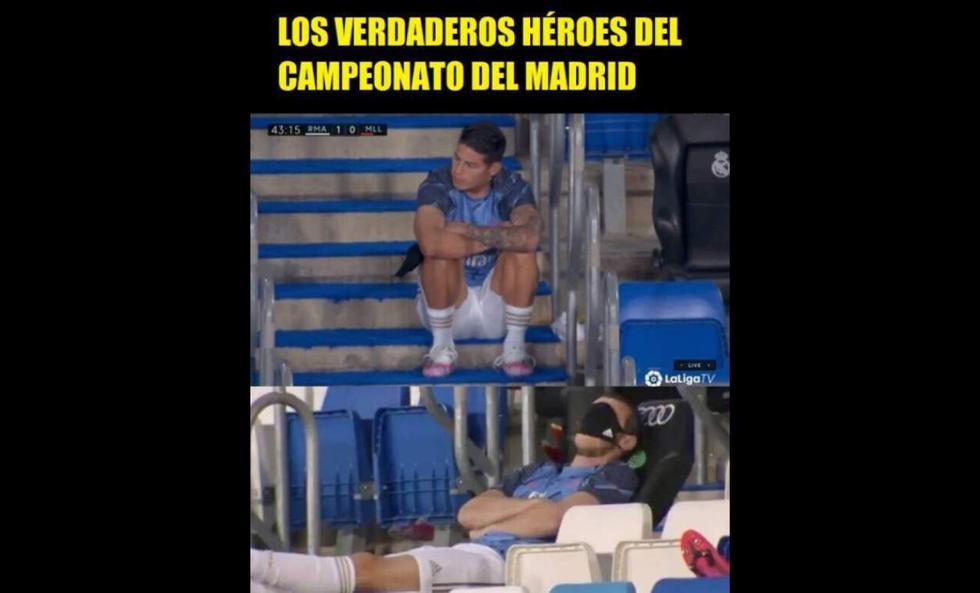Memes de Real Madrid vs Villarreal