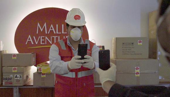 Mall Aventura Plaza Santa Anita reabrirá sus puertas al público siguiendo un estricto plan sanitario para evitar los contagios de COVID-19 en sus instalaciones. (Foto: Mall Aventura Plaza)