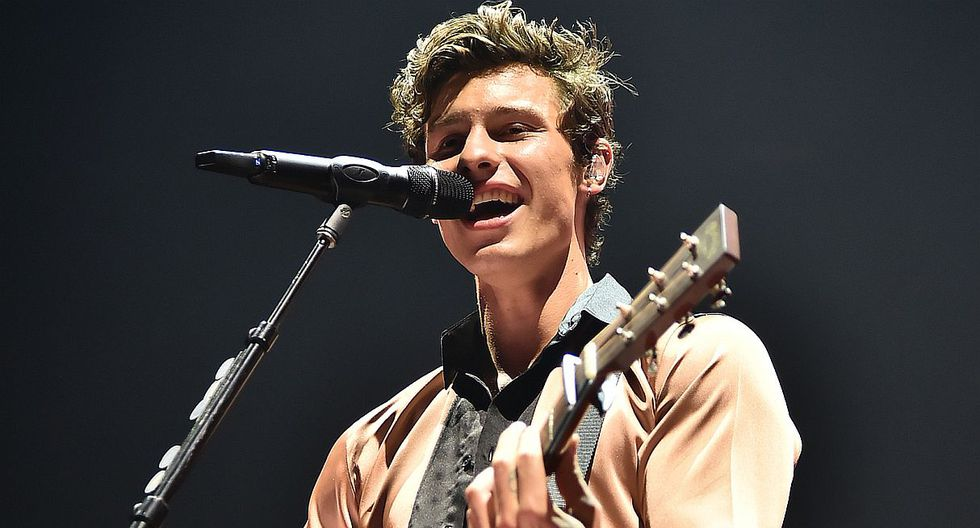 """Treat you better"" es uno de los temas más escuchados del cantante canadiense. El single pertenece al segundo álbum de estudio de Shawn Mendes, ""Illuminate"". (Foto: AFP)"