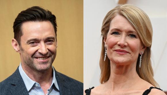 Hugh Jackman y Laura Dern protagonizarán la segunda cinta de Florian Zeller. (Foto: AFP)