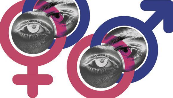"""""""La discriminación contra la mujer se manifiesta con mayor persistencia en las redes sociales de poder"""". (Ilustración: Giovanni Tazza9"""