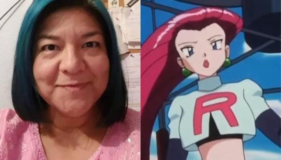 "Pokémon: Diana Pérez, actriz de doblaje mexicana que dio voz a ""Jessie"", murió a los 51 años. (Foto: @@ytadobmex/Captura de YouTube)"