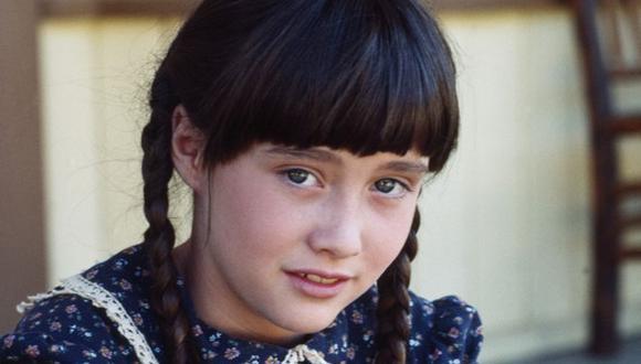 Doherty interpretó a la pequeña Jenny Wilder cuando tenía 11 años (Foto: Getty Imagenes)