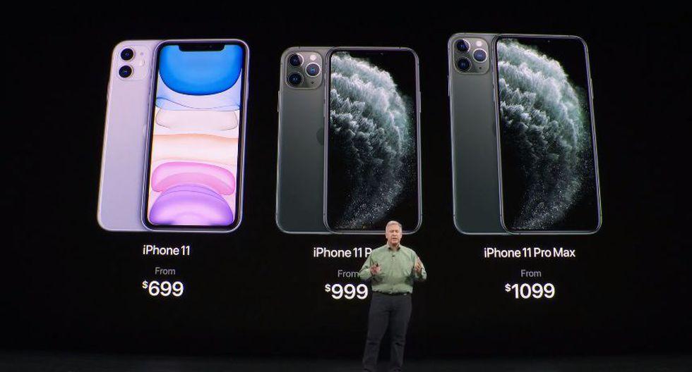 Apple presentó el iPhone 11, iPhone 11 Pro y iPhone Pro Max pero olvido mencionar pequeños pero necesarios detalles