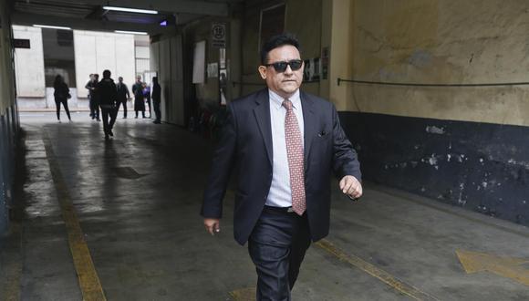 A través de una resolución judicial, el magistrado Méndez Calderón ordenó el cese de todo acto de investigación policial y fiscal, y ordenó a la fiscalía se abstenga de iniciar nuevas pesquisas contra Miguel Arévalo. (Foto: César Campos)