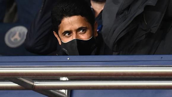 Mbappé y Neymar acaban contrato con PSG en 2022. (Foto: AFP)