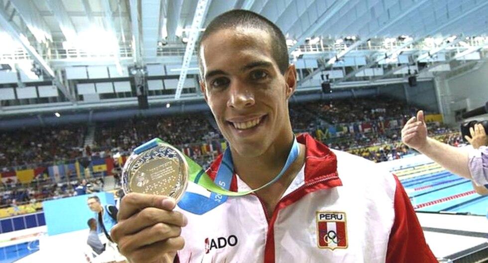 Mauricio Fiol, nadador peruano. (Foto: Agencias)