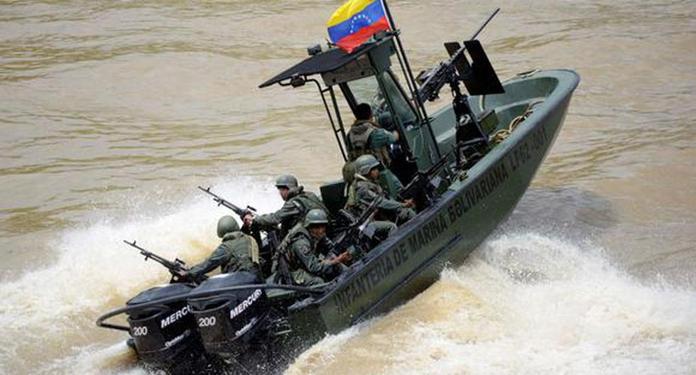 A military man dies in an attack by FARC dissidents on the Colombian border with Venezuela