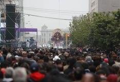 Señor de los Milagros: estos son los desvíos del 18 y 19 de octubre por procesión