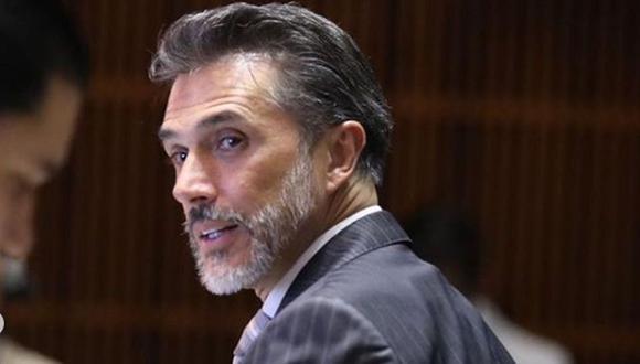 Sergio Mayer es un político muy activo en el Congreso de México (Foto: Instagram de Sergio Mayer)