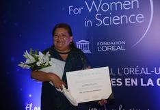 Científicas peruanas: Luz María Paucar y la búsqueda de los superalimentos