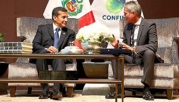 ¿Cómo es la actual relación entre Humala y el sector privado?