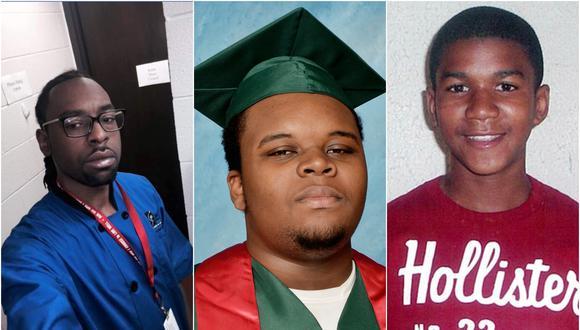 En los últimos años, la violencia policial hacia los afroamericanos ha sido constante y no ha cesado. El caso de George Floyd pone en el tapete nuevamente las muertes que más escandalizaron a los estadounidenses.