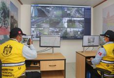 San Isidro: inauguran nueva central de tránsito y modernizan intersecciones semaforizadas