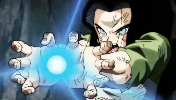 Androide 17 fue crucial en la batalla contra jiren (Foto: Cartoon Network)