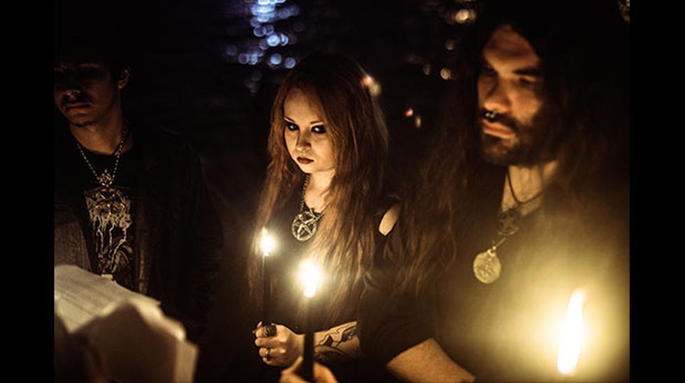 Somos se coló en ceremonia de la Iglesia Mayor de Lucifer (IML) - 1