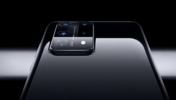 El dispositivo llega con 4 módulos de cámara. (Foto: Huawei)