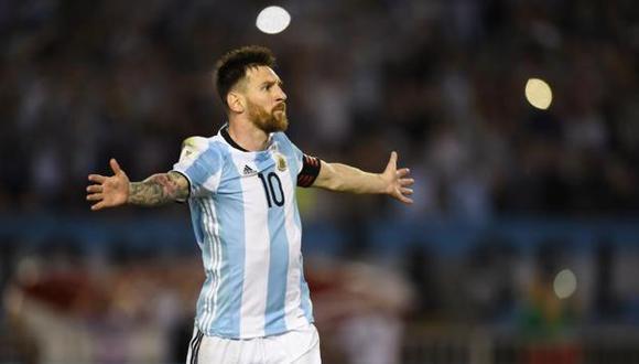 En las próximas horas, la selección argentina dará a conocer los convocados para la primera fecha FIFA del año. Lionel Messi estaría dentro de la nómina. (Foto: EFE)