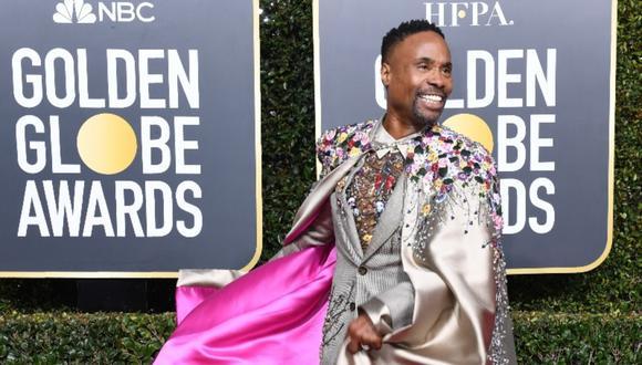 """El actor Billy Porter, de la serie """"Pose"""", revela que fue diagnosticado con VIH. (Foto: AFP)"""